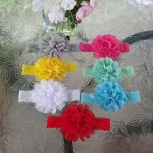 Other - Adorable flower headbands